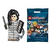 LEGO 71028 Harry Potter Series 2 - Bellatrix Lestrange with Azkaban Prison Card