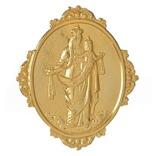 Holyart Medalla cofradía Virgen del Carmen, Oro