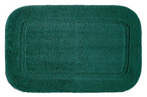 Gelco Design 711045 Tapis de Bain, Coton, Vert, 60 x 90 x 2 cm