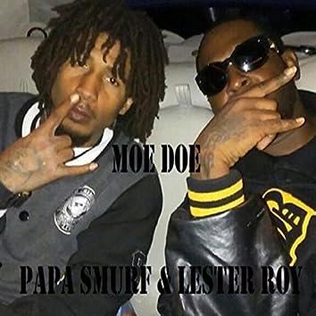 Moe Doe (feat. Lester Roy)