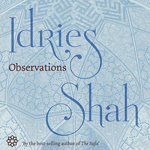 Observations audiobook cover art