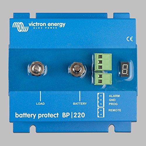 Batterie Tiefentladeschutz 220Ampere für 12V und 24V Batterien