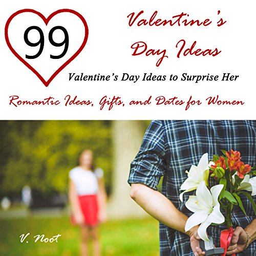 Valentine's Day Ideas audiobook cover art