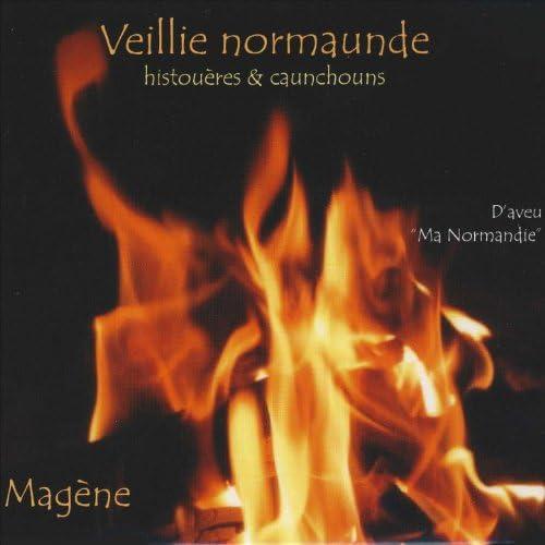 Magène, Daniel Bourdelès, Les conteurs du Cotentin