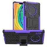 HUAYIJIE MG Coque pour Huawei Mate 30 TAS-L09 TAS-L29 Coque Phone Case Cover Etui Housse Case 7