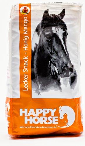 Happy Horse Pferdelecklies in großer Auswahl und tollen Geschmacksrichtungen Name ist Programm (Honig-Mango)