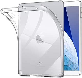 iPad Air 2019 ケース クリア PRODELI 10.5インチ iPad Air 3 ソフト カバー TPU 透明 iPad Air 10.5 バンパー 薄型 軽量 耐衝撃 (2019年発売の10.5インチ iPad Air 専用)