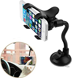 1PC Windshield Car Phone Stand Support Suction cup Stent Mount Window stick Smartphone cell Mobile Phone holder