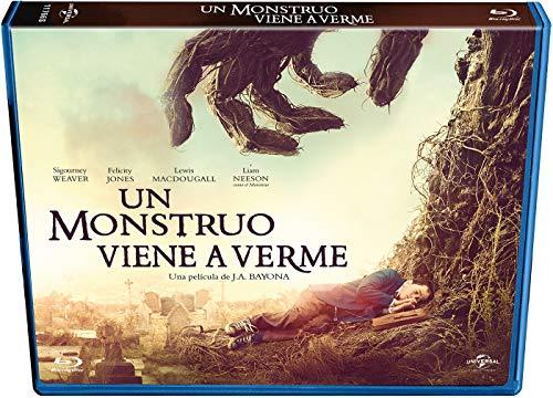 Un Monstruo Viene A Verme - Edición Horizontal [Blu-ray]