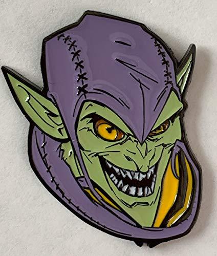 Marvel Pin Green Goblin Face Marvel Licensed Pin Avengers
