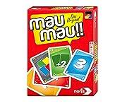 Vorbereitung: Jeder Spieler bekommt nach dem Mischen fünf Karten, eine Karte wird offen neben den verdeckten Stapel der Restkarten gelegt Ablauf: Reihum müssen die Spieler jeweils eine Karte auf die offen liegende Karte ablegen, entweder eine Karte i...
