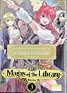 Magus of the Library, tome 3 par Izumi
