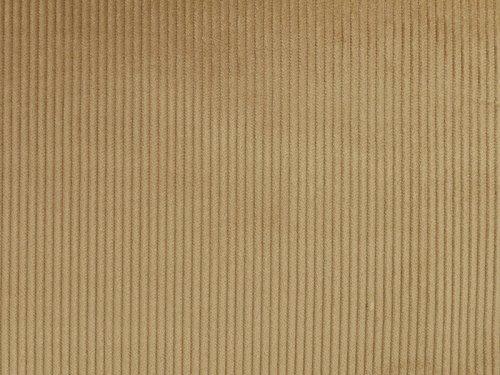 Zanderino ab 1m: Breitcord Uni, Hellbraun, ca.150cm breit