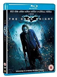 The Dark Knight (2 Discs) [Blu-ray] [2008] [Region Free] (B001CEE1WG) | Amazon price tracker / tracking, Amazon price history charts, Amazon price watches, Amazon price drop alerts