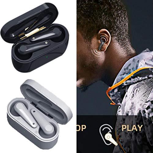 Fandazzie Modischer In-Ear Berührungssteuerung Bluetooth Kopfhörer mit Ladetasche Kopfhörer