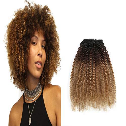 """Perruques mignonnes sexy, Perruque mignonne sexy, cheveux bouclés africains (Size : 14"""")"""