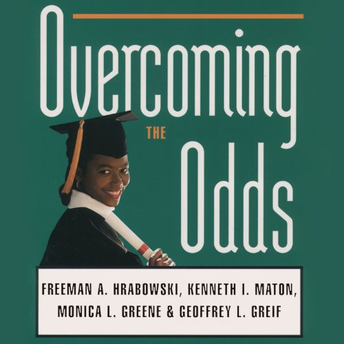 Overcoming the Odds  audiobook cover art