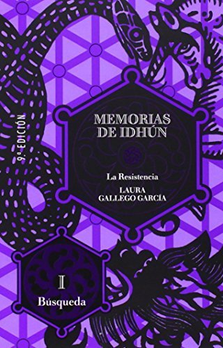 Memorias de Idhun. La Resistencia. Libro I: Busqueda (Memorias De Idhun / Memoirs of Idhun) (Spanish Edition) by Laura Gallego Garcia(2018-04-20)