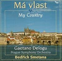 Ma Vlast: Delogu / Prague.so