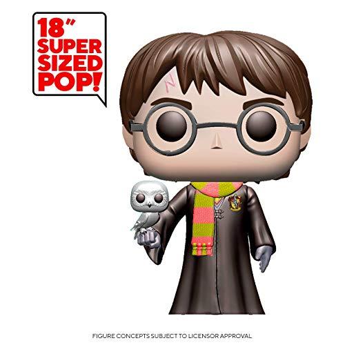 "Funko 48054 POP 18\"" Harry Potter S10 Sammelbares Spielzeug, Mehrfarben"