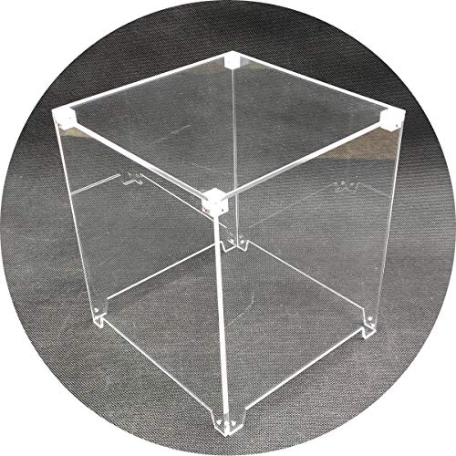 iCubeSmart 3D LED Cube Gehäuse Transparentes Acryl Gilt nur für die Modelle 3D8-BLUE und 3D8-MULTI