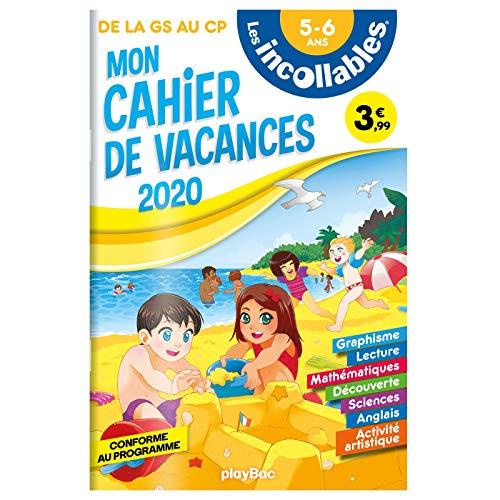 Les incollables - Cahier de vacances 2020 - De la GS au CP