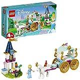 LEGO Disney Cinderella's Carriage Ride 41159 4+ Building Kit (91 Pieces)