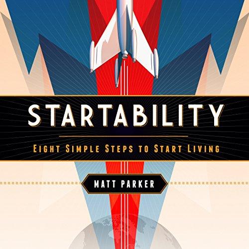 Startability audiobook cover art