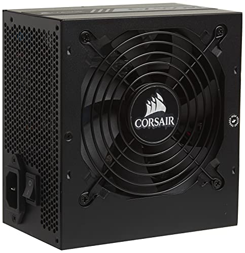 Corsair CX Series 550 Watt 80 Plus Bronze Certified Modular Power Supply (CP-9020102-NA)