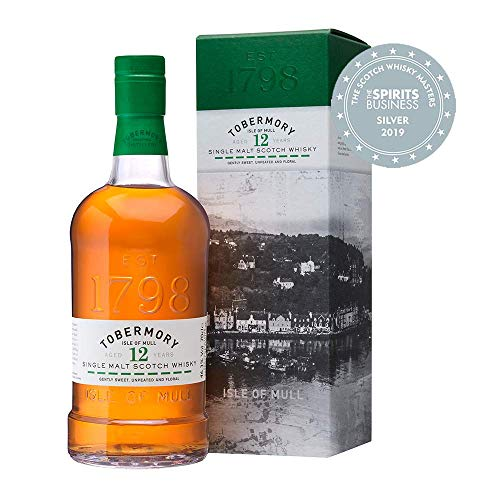 Tobermory 12 Jahre alt Single Malt Whisky (1 x 0.7 L)