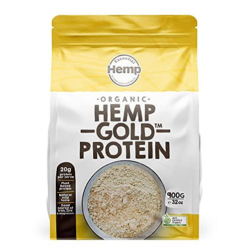 ヘンプフーズジャパン 有機麻の実粉 ヘンププロテイン 1kg