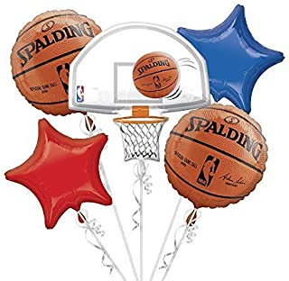 ANAGRAM INTERNATIONAL 77612 BOUQUET NBA, Various, Multi