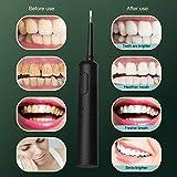 Kit de Limpieza de los dientes, dientes de 3 modos de trabajo de limpieza cepillo de dientes eléctrico blanquea set con cabeza reemplazable eliminar eficazmente el cálculo y el sarro