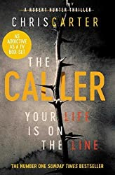 Photo of the book cover of The Caller by Chris Carter