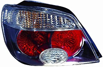 For 2005 2006 Mitsubishi Outlander Limited Tail Light Taillamp Driver Left Side Replacement MI2800124