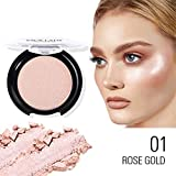 Blusher Smooth Makeup Contour Face Foundation Powder Cream Concealer Palette 6 Colors