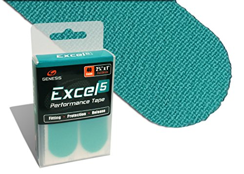 Genesis Excel™ Performance Fitting, Daumen, Protection und Release Tape (Aqua - Excel 5)
