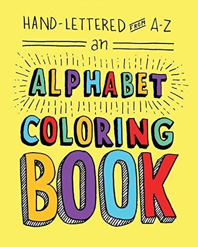 51K0YVmlGHL - Livre de Coloriage pour Amoureux des Belles Lettres