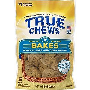 True Chews Bone & Joint Dog Treats, 8 oz (030052)