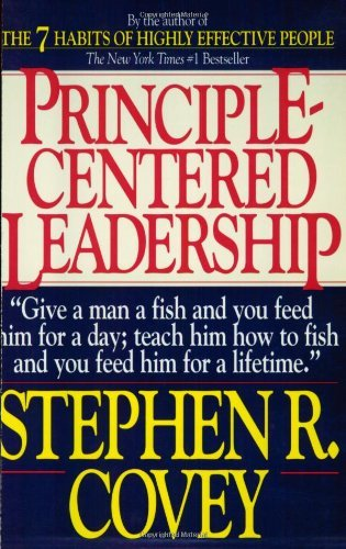 Principle-Centered Leadership by Stephen...
