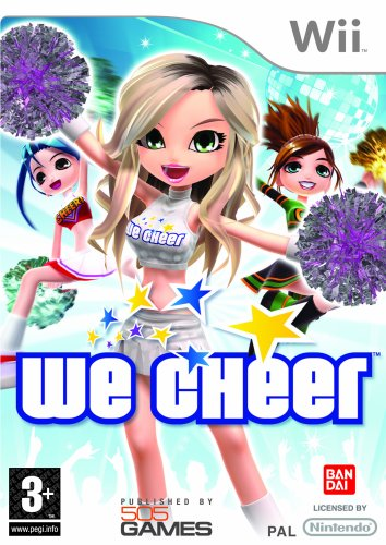 We Cheer (Wii) [Importación Inglesa]