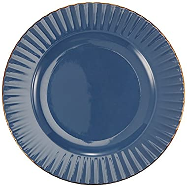 Marchesa Shades of Blue Accent Plate by Lenox