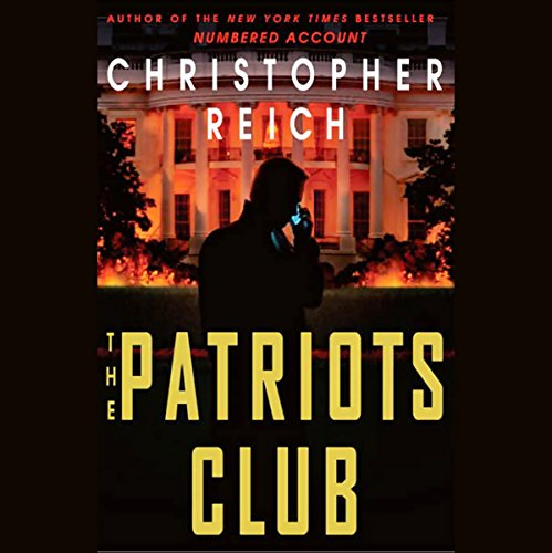 Couverture de The Patriots Club