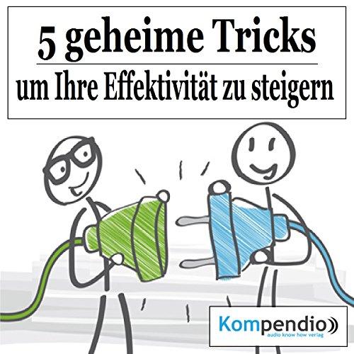 Fünf geheime Tricks, um Ihre Effektivität zu steigern Titelbild