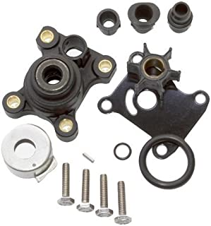 SEI MARINE PRODUCTS- Compatible with Evinrude Johnson Water Pump Kit 0394711 9.9 15 HP 2 Stroke 1974-1996 and 8 9.9 15 HP 4 Stroke 1995-2001. Please see description for specific model info.