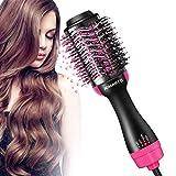 Blow Dryer Brush, JOMARTO Hot Air Brush Hair Dryer Styler One Step & Volumizer 4 in 1 Brush Blow...