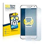 BROTECT Schutzfolie kompatibel mit Samsung Galaxy E5 (2 Stück) klare Bildschirmschutz-Folie