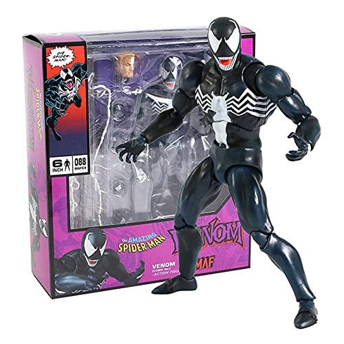 aolongwl Figura Juguete Spider Man Peter Parker Hogar Que Viene PVC Figura de acción Coleccionable Modelo de Juguete Figura Juguete (Color : MAF088 Box)