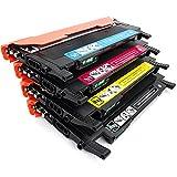 HYYH para HP W2060A 116A Cartuchos de tóner Reemplazo Compatible para HP Color Laserjet Pro 150NW 170A 150NW 178NW 179FNW Printer Powder Box, Claridad Duradera, Suministr Set