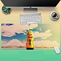 マウスパッドワンピースアニメゲーミングマウスマットデスクマットロング滑り止めゴム耐久性のあるマウスパッド900X400Mm-A_800x300x3mm